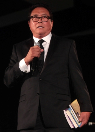 Biography of Robert Kiyosaki