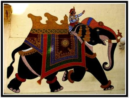 Akbar was scared of this elephant of Maharana